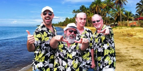 The Party Parrot Band, a Jimmy Buffett tribute band, performs at SummerFest on June 9 at Trilogy Lake Norman.
