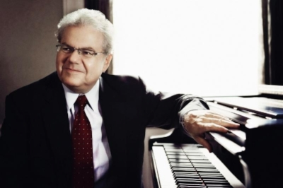 Emanuel Ax, one of the greatest pianists of our time, performs Oct. 18 at Halton Theater at Central Piedmont Community College.