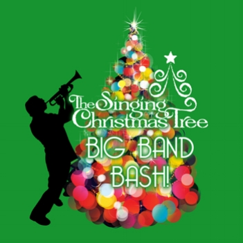 The 64th annual Singing Christmas Tree Dec. 8-9 uptown is billed as a Big Band Bash.
