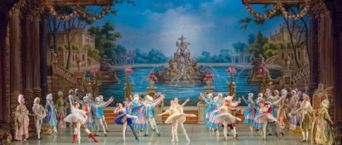 The National Ballet Theatre of Odessa performs the classic ballet  The Sleeping Beauty  for one night only on Dec. 19 at Knight Theater.