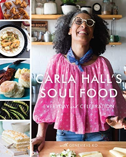 Chef Carla Hall will sign copies of her new  Soul Food  cookbook from 3 to 4:30 p.m. Nov. 20 at Williams Sonoma.
