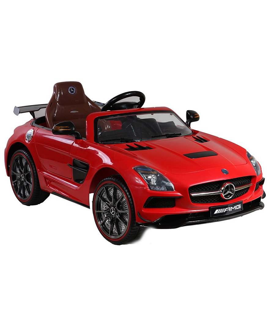 Dillard's Toy Mercedes.jpg