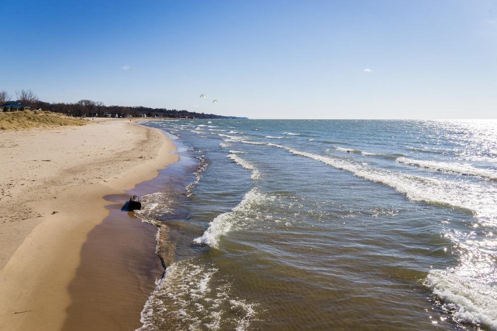 Silver Beach, St. Joseph, Michigan