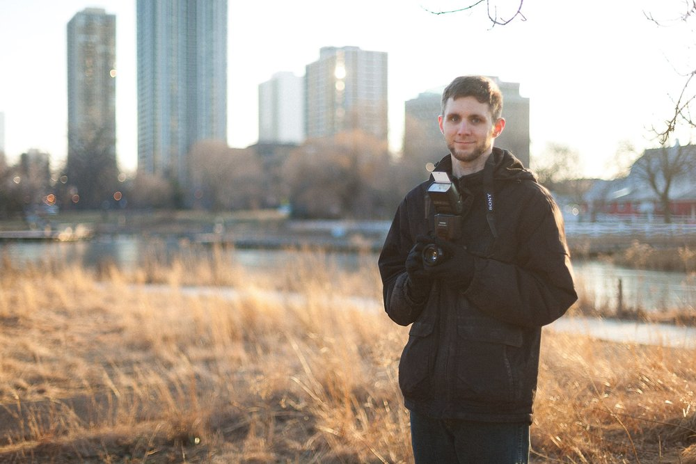 Chicago-based autistic photographer Christopher Casson