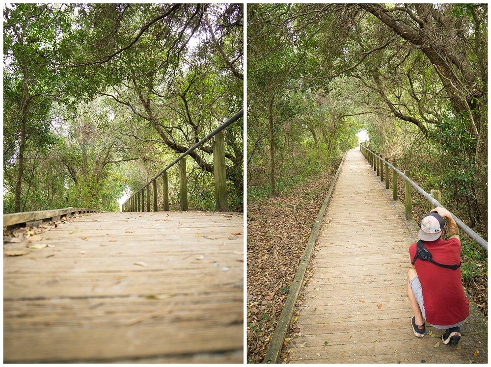 Sullivans Island Walkway