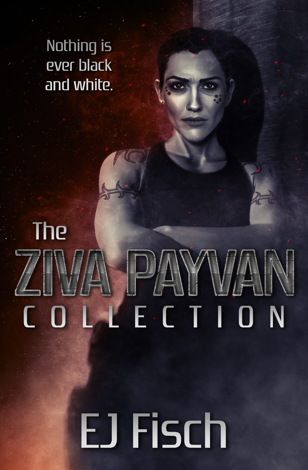 The Ziva Payvan Collection Cover (Updated)