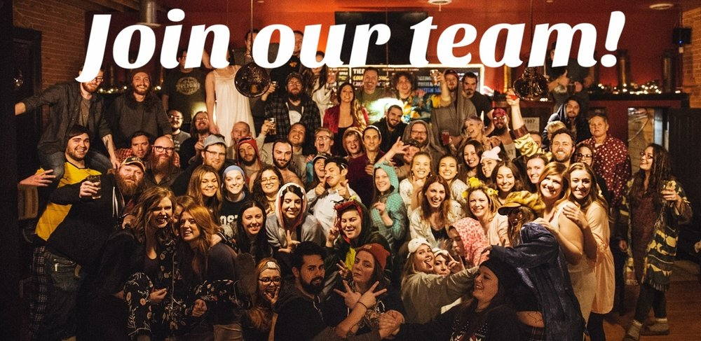 Are you a person who loves pizza & beer, knows the best tiger is a  Detroit Tiger , and values a business committed to community? Then you might be a future Mittiot!  If you're searching for an opportunity to own the work you do, and a chance to belong to our expanding Mitten family then go ahead and hit that submit button!  Click here to fill out the application.