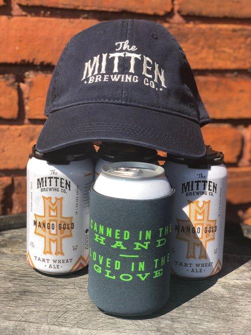 DAD HAT — The Mitten Brewing Co. da09396f0a02