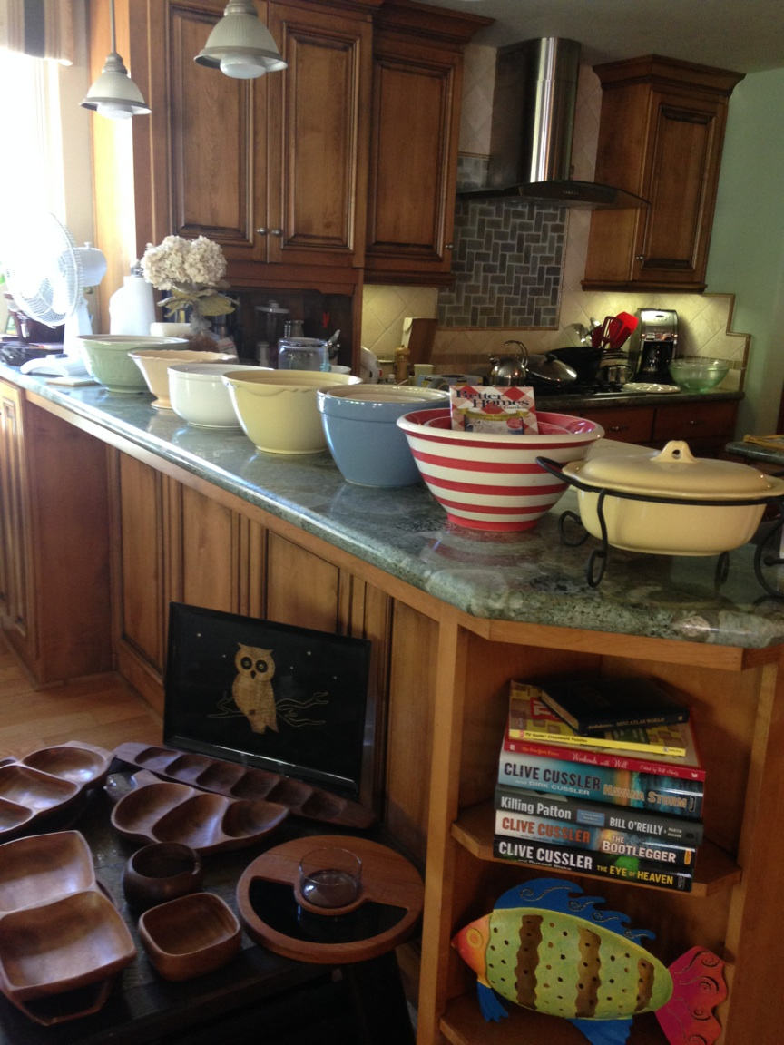 Example of an Estate Sale Merchandising #Collectiquity