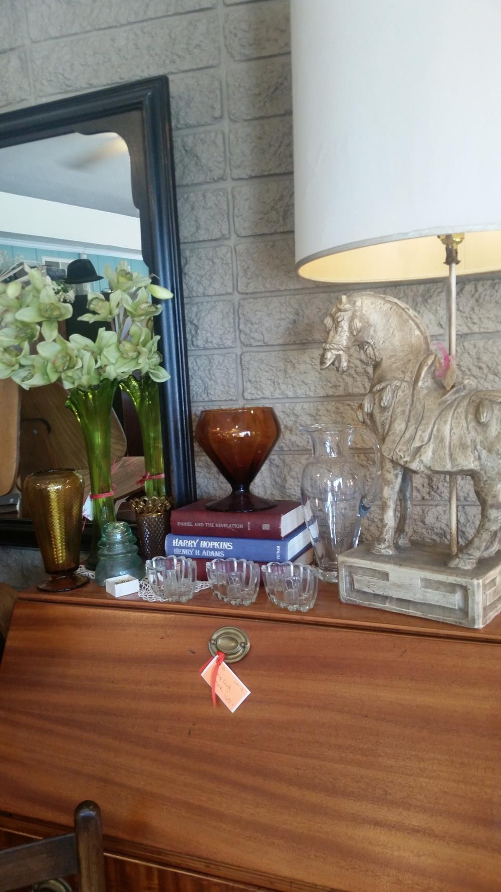 Living space displays