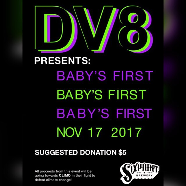 It's tonight!!! Hope to see you all there 👶🏽📹 Doors open at 8PM  Design by Karina Granda  #babysfirst #film #filmmaking