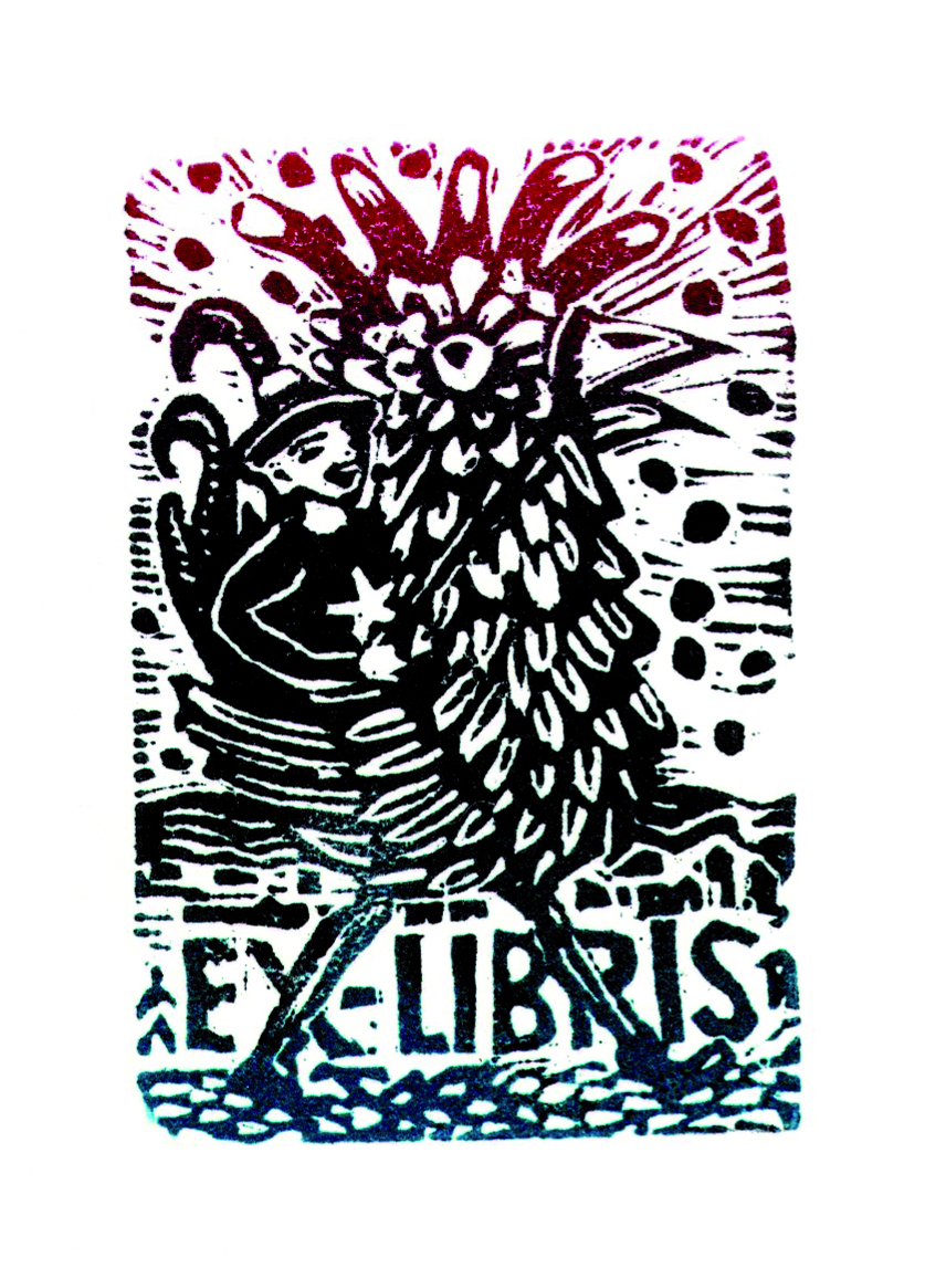 Ex Libris El Gallito