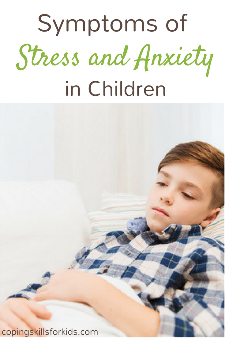 Childhood Anxiety Could Physically >> Calming Anxiety Coping Skills For Kids
