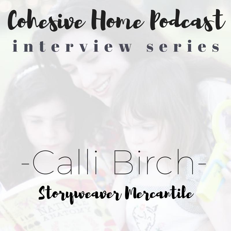 Interview Series | Calli Birch: Storyweaver Mercantile