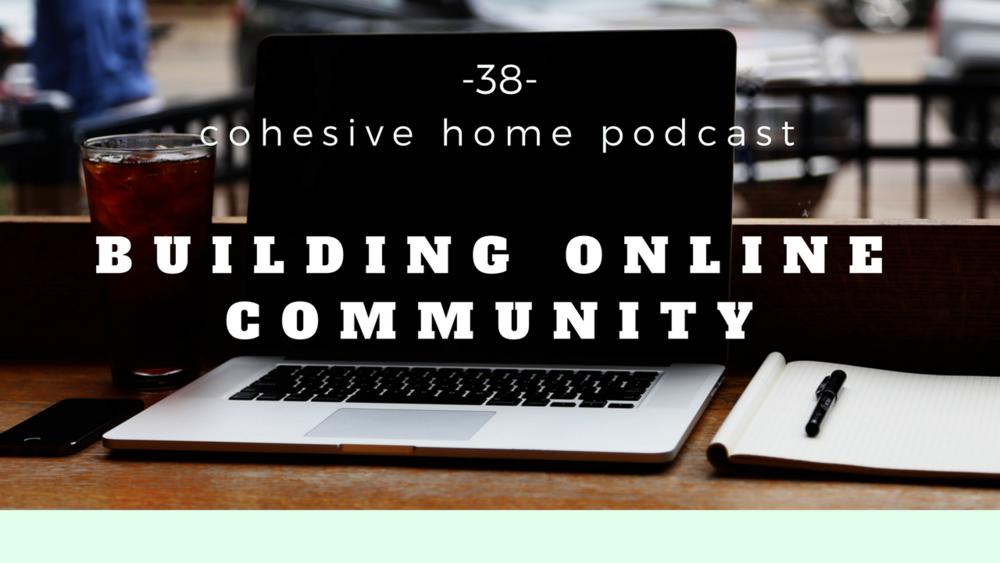 cohesivehome.com Building Community Online