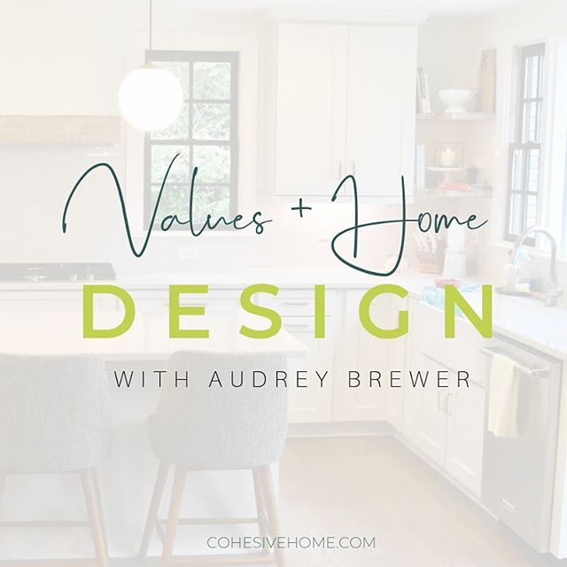 Today on the Cohesive Home Journal, we have a new Values + Home Design tour with @hearts.of.dixie! Audrey shares with us her family's values and their home, which is simple haven for her family of 4. They bought the home after traveling the US in their Airstream and realized that they couldn't return to the big house lifestyle they had before. Head to our website (#linkinbio) to read the entire interview and see her home!