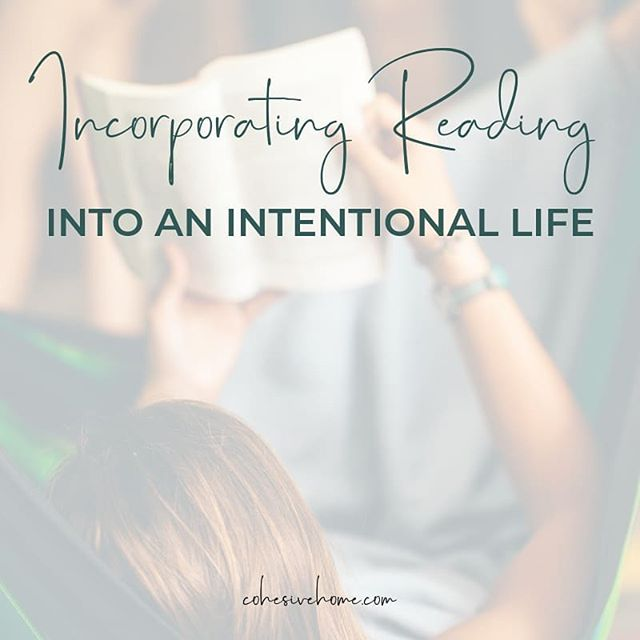 Have you been to our journal yet to read the latest intentional living entry by our friend and fellow podcaster @familypedals? Sarah is a writer, podcaster behind @friendlierpodcast, and book fanatic. We love how she shares about the role of books in her family's life and how her reading habits have adjusted as she became a mother. Give it a read (#linkinbio) and let us know below: what are you currently reading?