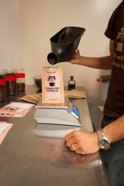 Photo:Joshua Tree Coffee Company
