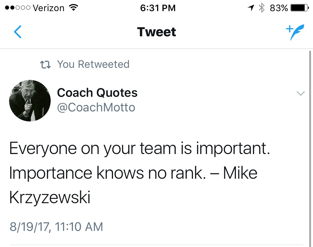 Everyone on team is important--Krzyzewski.png