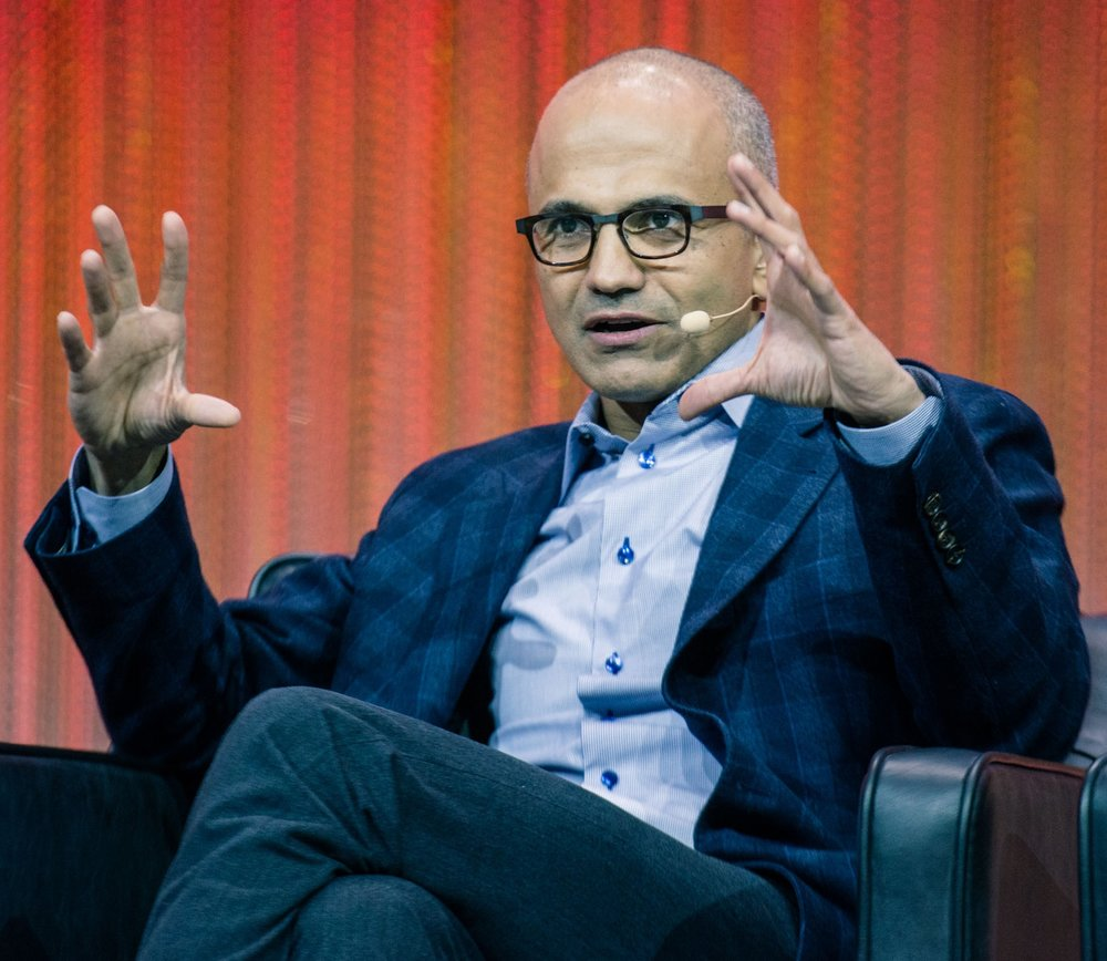 """""""Inclusive teams that value diverse perspectives and have passion for new ideas encourage continuous learning.""""  --Satya Nadella, CEO, Microsoft"""