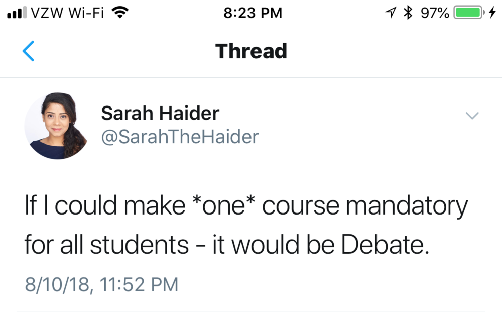 If you could mandate only one course.png