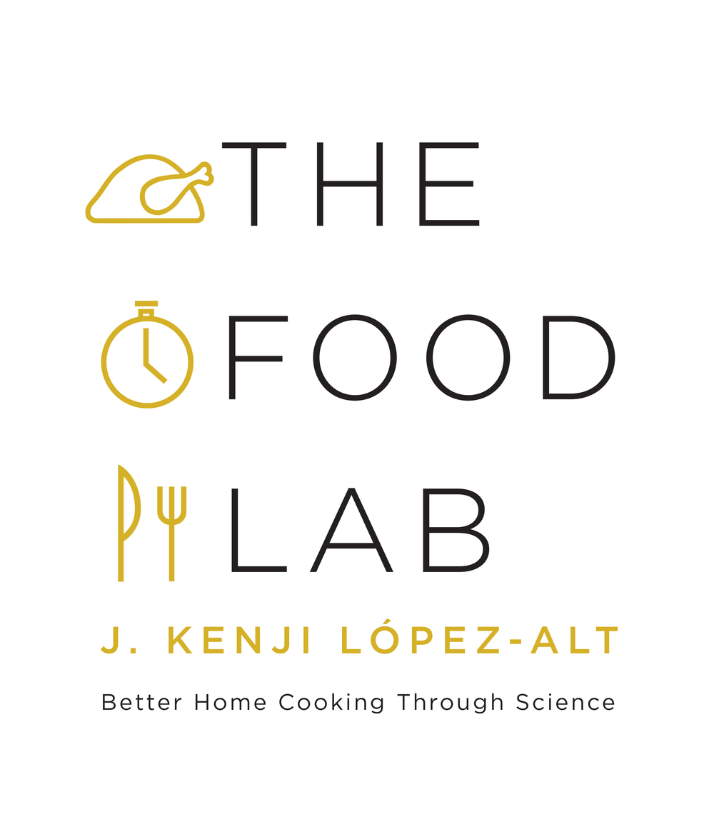 Kenji's new book came out this year, and it is a powerhouse. It won Amazon cookbook of the year, a James Beard Award for best cookbook for general cooking, and was runner up in Food52's annual piglet contest
