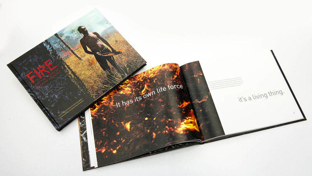All Photography in Fire and The Story of Burning Country: Peter McConkey