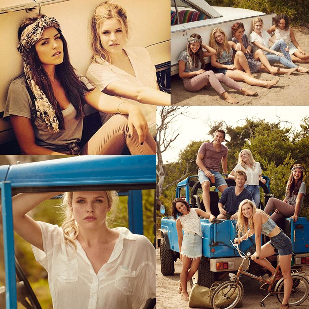 2013 || Neighbours Publicity - Photographer John Tsiavis |New Season Cast |Makeup Artist & Hairdresser