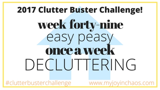 Weekly Clutter Buster Challenge.jpg