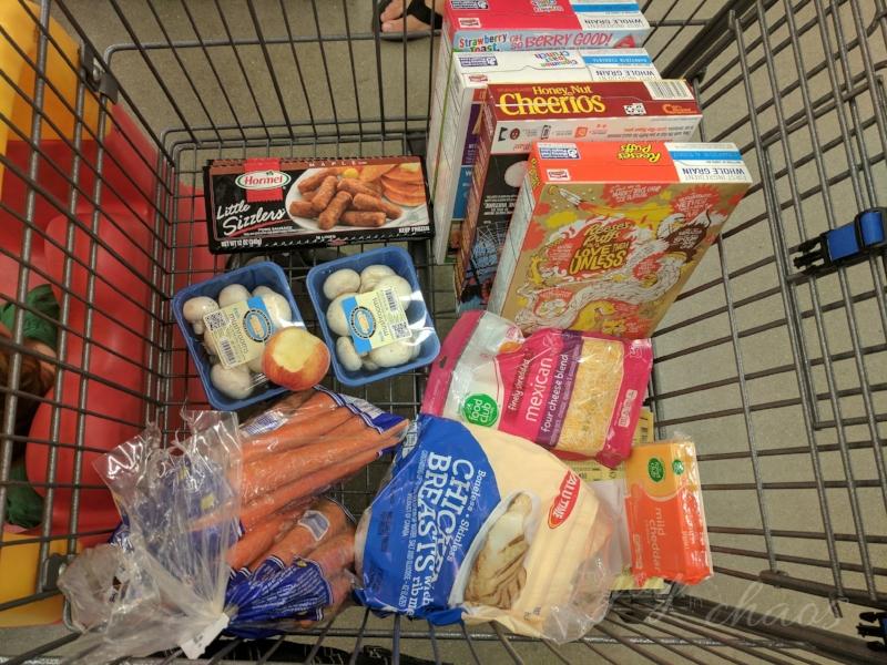 cashwise grocery haul