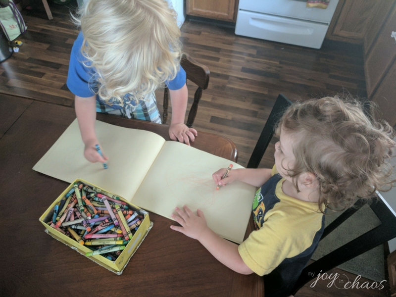 twins coloring
