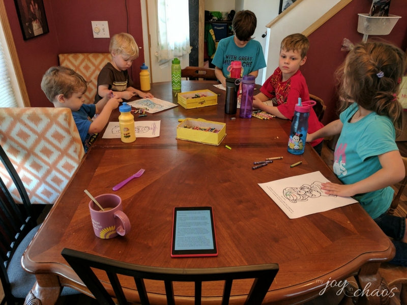 children's bible study