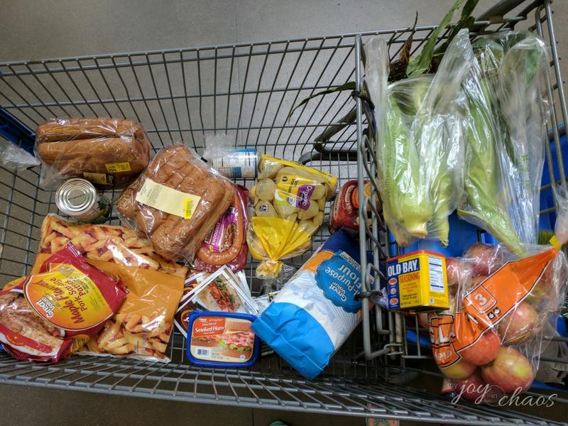 walmart groceries