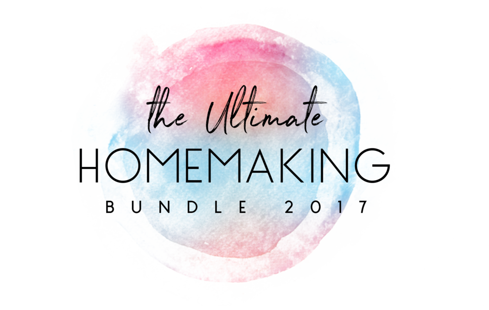 ultimate homemaking bundle 2017 flash sale