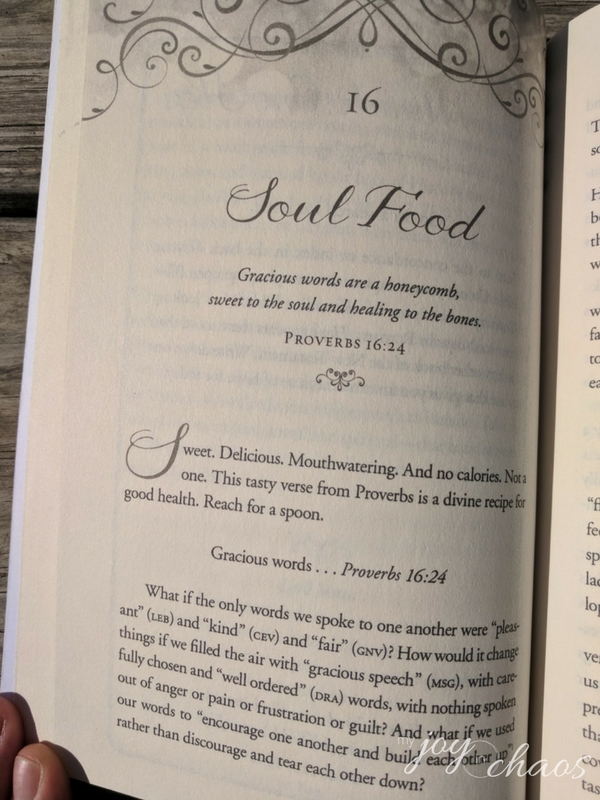 31 proverbs to light your path devotional