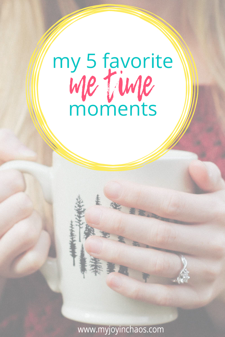 five easy ways to fit in me time as a busy mom