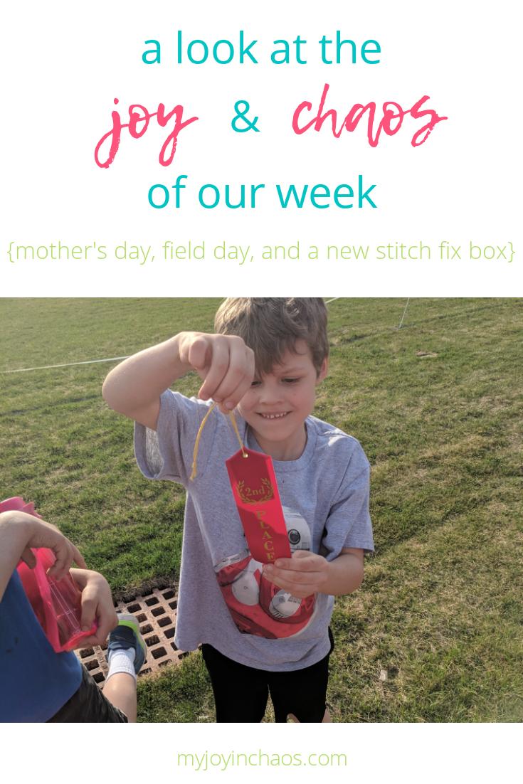 real life joy and chaos of motherhood