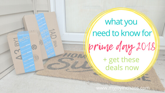 What you need to know for Amazon Prime Day 2018 - sales, deals, and everything in between