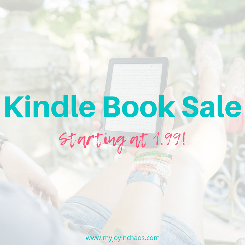 kindle book deals as low as $1.99