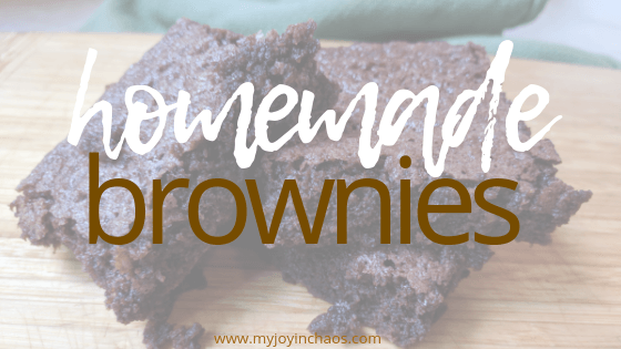 Put away the boxed brownie mix and have these in the oven in a matter of minutes! Dense, chewy, and the best homemade brownies you will ever eat! #dessert #brownies #homemadebrownie #fromscratch