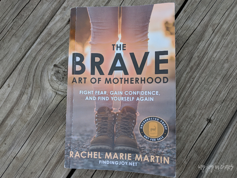 Brave Art of Motherhood - Rachel Marie Martin