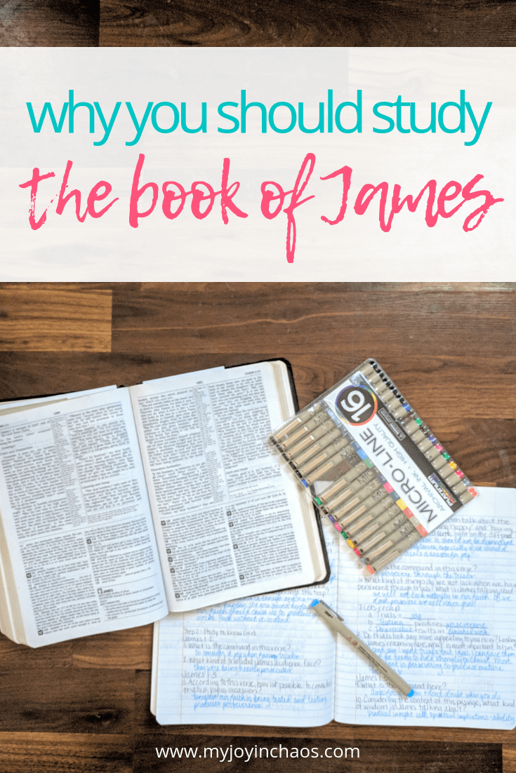 Grow your faith by studying the book of James with Awaken Faith by Ellen Hopkins