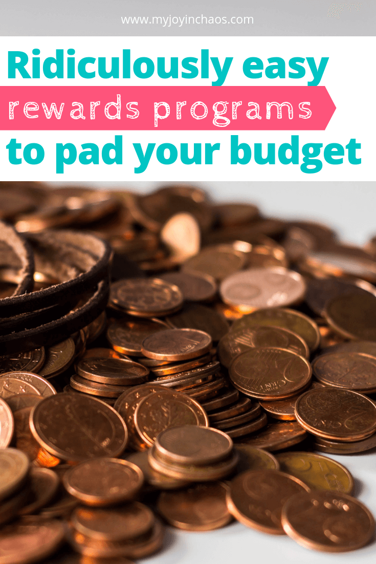 Ridiculously easy grocery rewards programs that can help stretch or pad your budget each month.