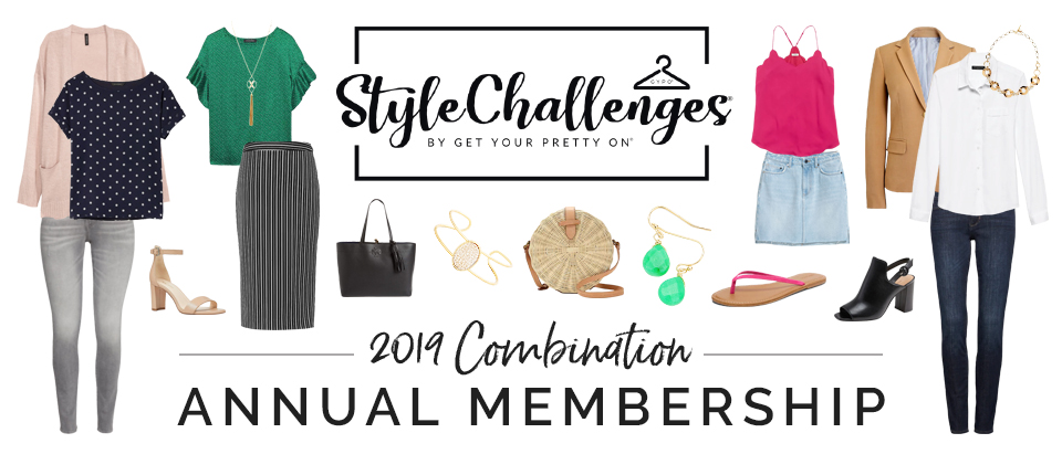 Save big on a combination annual Style Challenge Membership