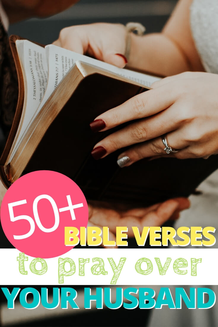 52 Bible verses to pray over your husband