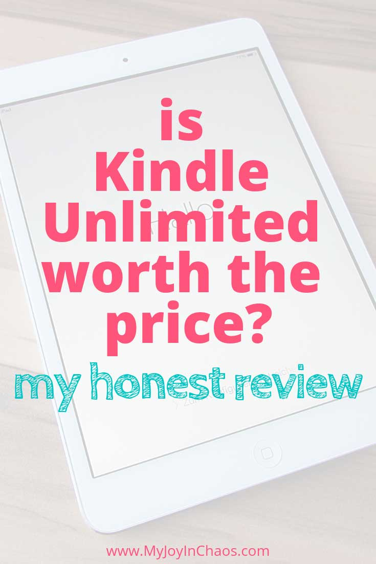 What you need to know about Kindle Unlimited