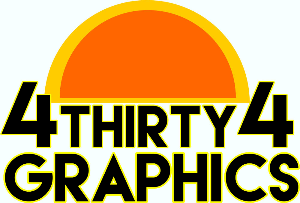 434 Graphics logo