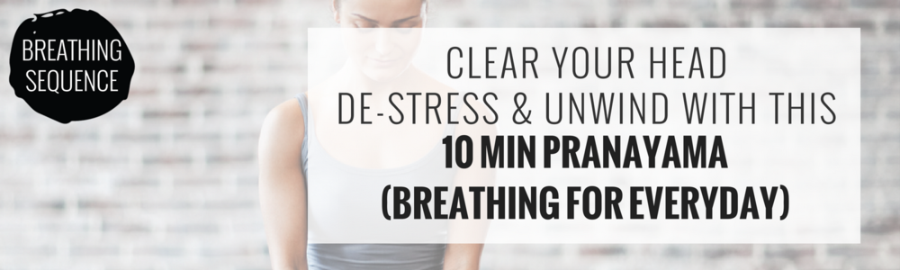BREATHING FOR RELAXATION THE ONLINE YOGA STUDIO