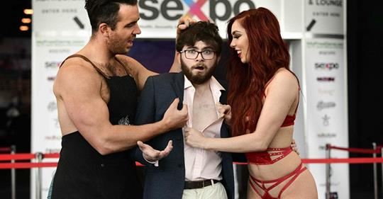 Adelaide Advertiser for SEXPO Adelaide 2018
