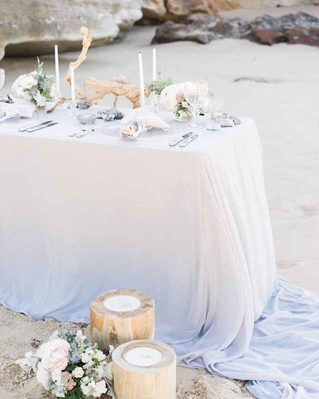 Intimate table setting for a beach elopement. Florals and styling by @oakandlinden • • • #photographer #elopement #elopementphotographer #weddingphotographer #weddinginspo #weddingideas #sydneywedding #sydneyweddingphotographer #sydneyweddingphotography #weddingphotography #nswwedding #australianwedding #photography #amynelsonblain #amynelsonblainphoto#weddingflowers #weddingstyle #eventstyling #weddingstyling